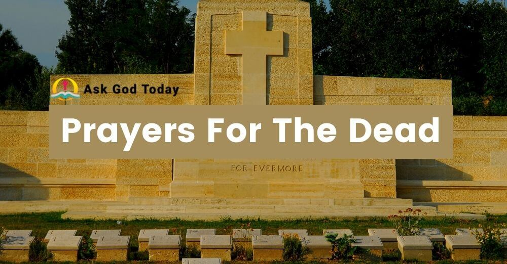 prayers for the dead